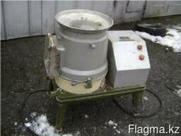 Картофелеочистительная машина.