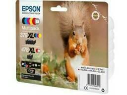 Картридж Epson C13T379D4020 478XL Mpack. ..