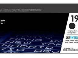 Картридж фотобарабана CF219A используется в принтерах серий