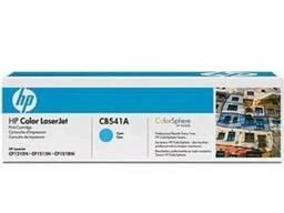 Картридж HP CB541A for CM1312\CP1215\CP1515 Cyan Original