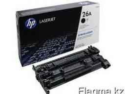 Картридж лазерный HP CF226A, оригинал, Black