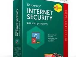 Kaspersky Internet Security на 2ПК/12мес