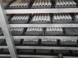 Кассеты для яиц под 30 штук и 10 штук с крышкой