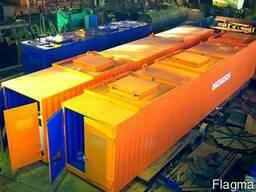 КАЗС в морском контейнере