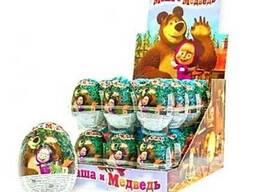 Киндеры Маша и Медведь
