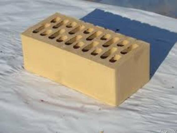 Кирпич Белебейский керамический полуторный солома