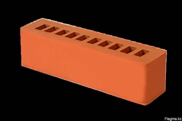 Кирпич керамический цвет персик брусок
