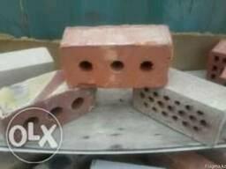 Кирпич полуторный полнотелый керамический
