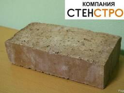 Кирпич рядовой м150, м175 с доставкой до объекта