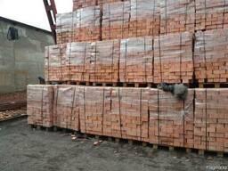Кирпич строительный М150, М125 в Караганде с доставкой