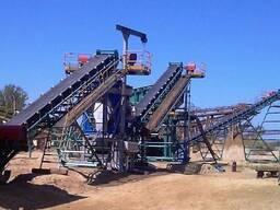 Ленточные конвейеры в казахстане верхний транспортер шагающая лапка купить