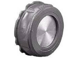 Клапан обратный пружинный тарельчатый Ру16 тип 802