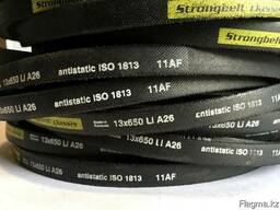 Клиновые ремни Strongbelt B 49 B/17. А15А13, C 75 C/22 и др