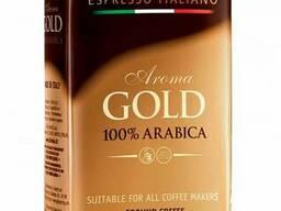 Кофе молотый Kimbo Aroma Gold 100% Arabica 250 гр.