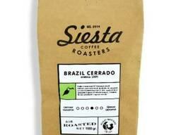 Кофе в зернах Brazil Cerrado 1000 гр 100% Арабика