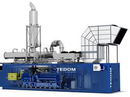 Когенерационная установка Tedom Quanto d4000