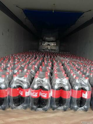 Кока кола, спрайт, фанта