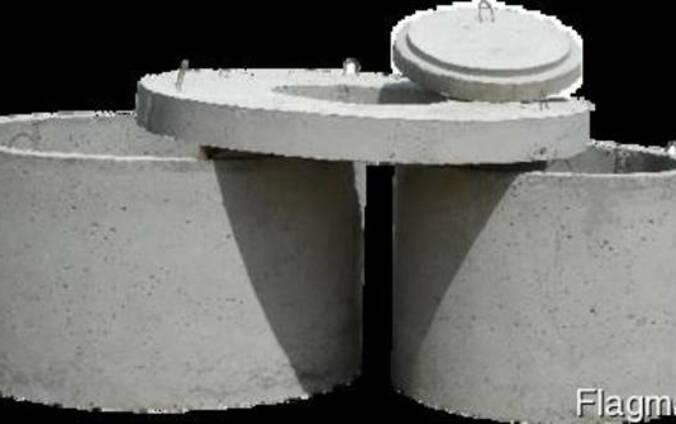 Кольца днища жби цена тротуарная плитка челябинск жби