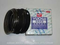 Кольцо поршня, Yuchai 6108, 330-1004016
