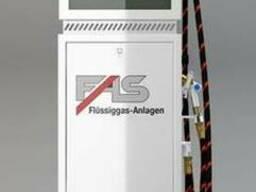 Колонка FAS-120SM (эконом) с механическим счетчиком (литры)