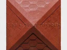 Колпак (накрывочный элемент) для заборного столба