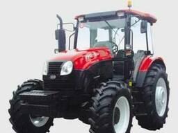 Колёсный трактор (70-95 Л.С.)