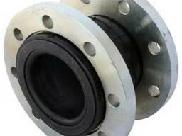 Компенсатор резиновый фланцевый КР НБР (NBR) Ду 65 мм