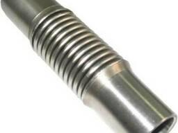 Компенсатор сильфонный осевой КСО 08Х18Н10Т Ду 100 мм