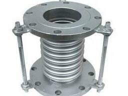 Компенсаторы осевые фланцевые стальные Ру16