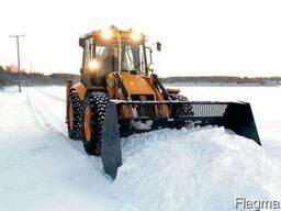 Комплексная уборка и вывоз снега в Астане