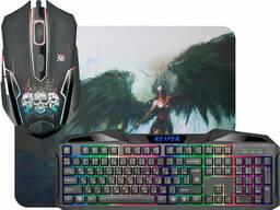 Комплект игровой Defender Reaper MKP-018 RU. ..