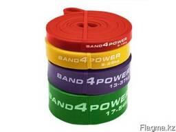 Комплект из 4 резиновых петель Band4Power (нагрузка 3 - 54 к