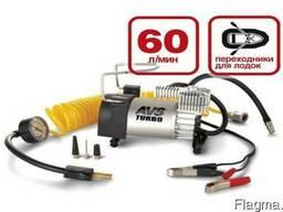 Компрессор автомобильный (насос для шин) 60 литров AVS KS600