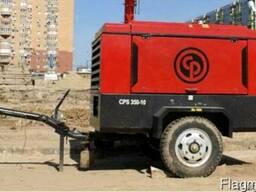Компрессор дизельный передвижной CPS350-12