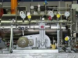 Компрессорный агрегат для азота FAS