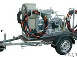 Компрессоры, мобильные компрессорные агрегаты