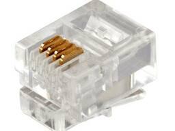 Коннекторы RJ 11 6p4c