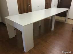 Консольный стол раздвижной стол до 4,5 метра