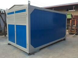Контейнер для электростанции по доступным ценам закрытый