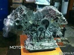 Контрактные двигатели от ауди