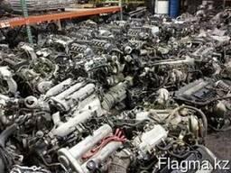 Контрактные двигатели привозные