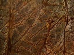 Коричневый мрамор - Bidasar Brown Астана