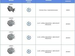 Коробки отбора мощности (КОМ) для KAMAZ КПП модели MODEL-15