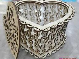 Коробочка из фанеры