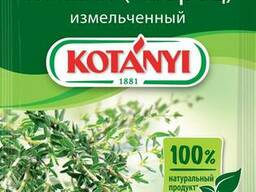 Kotanyi Тимьян измельченный, фольгированный пакет 14гр.