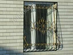 Кованные и Ажурные Решётки на окна Актобе!