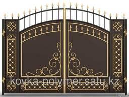 Кованые/сварные металлоизделия Ворота заборы решетки перила