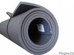 Коврик для йоги и фитнеса Калейдоскоп (180*60*0,8 см)