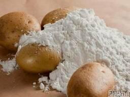 Крахмал картофельный Казахстан Китай Россия Иран