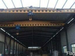 Краны мостовые, кран балки в наличии от компании «AССП»